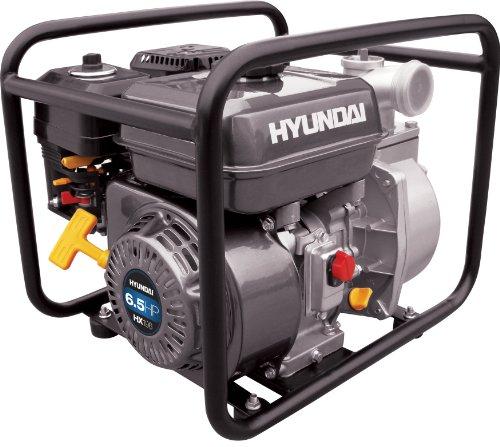 Hyundai HWP552 2-Inch 5-1/2 HP Gas Powered Water Pump