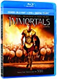 Immortals / Les Immortels (Bilingual) [Blu-ray + DVD]