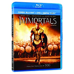 51V9RNVqFjL. SL500 AA300  DVD round up   week of March 5, 2012: Immortals, Jack and Jill, Senna, The Deer Hunter (1978), Footloose (2011)