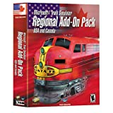 USA and Canada Regional add-on Pack for Microsoft Train Simulator