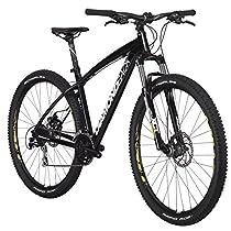 "Diamondback Bicycles Overdrive 29er Complete READY RIDE Hardtail Mountain Bike, 18""/Medium Black"