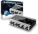 Native Instruments 6チャンネル式高品位オーディオ・インターフェイス KOMPLETE Audio 6