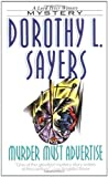 Murder Must Advertise (0061043559) by Dorothy L. Sayers