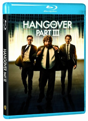 The Hangover Part III [Blu-ray] [2013]