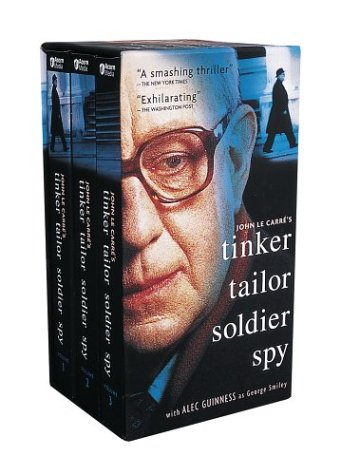 Tinker Tailor Soldier Spy [VHS] [Import]
