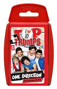 Top Trumps - One Direction - The Journey So Far - 020237 from Winning Moves