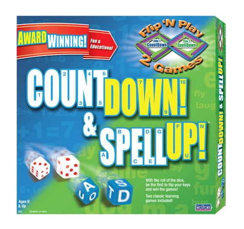 POOF Count Down and Spell Up - 1