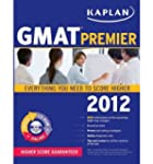 GMAT 2012 PREMIER [WITH CDROM] BY Kap...