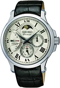 Mens Watches SEIKO SEIKO PREMIER SRX007P1