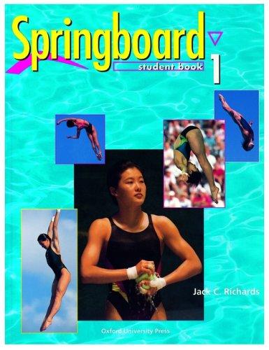 Springboard 1: Student Book