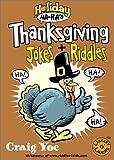 Holiday Ha-Ha's: Thanksgiving Jokes & Riddles (Library O'Laughs)