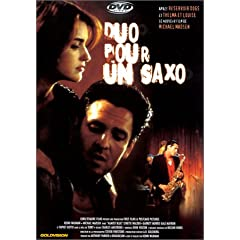 Duo pour un saxo - DVD