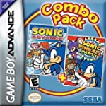 Sonic Advance 1 and Sonic Pinball Par...