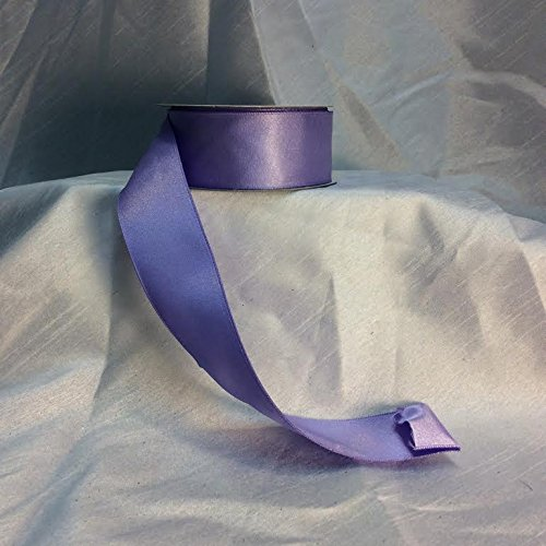 1.5 Inch X 10 Yard Roll of Double Faced Satin Iris Ribbon
