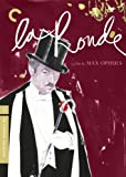 La Ronde (The Criterion Collection)