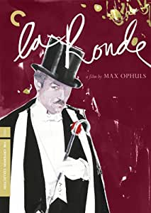La Ronde (The Criterion Collection) (Version française)