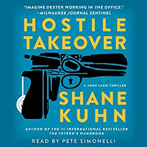 Hostile Takeover Hörbuch