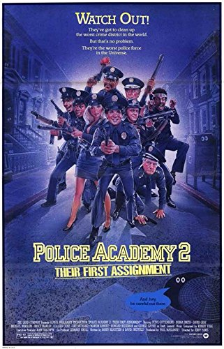 Police-Academy-2-Their-First-Assignment-POSTER-11-x-17