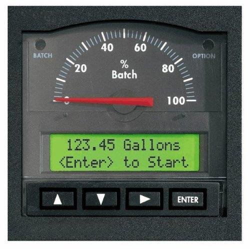 Batch Controller, 12-24 VAC/dc