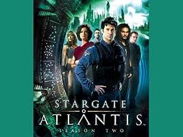 Stargate Atlantis Season 2 [HD]
