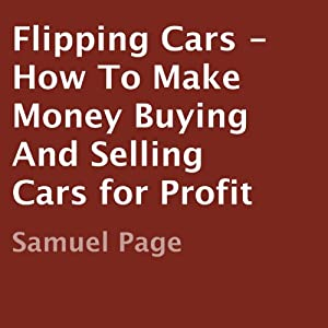 Flipping Cars Audiobook