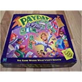 Payday Board Game Parker Brothers 2000 Edition