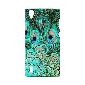 BLUEDIO Designer Printed Back case cover for VIVO Y15 / Y15S - G7508