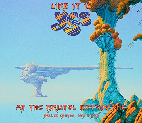 Yes - Like It Is - Yes At The Bristol Hippodrome [cd/dvd Combo][deluxe Edition] - Zortam Music