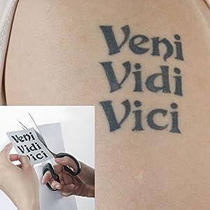 Y-Not 8.5 x 11 100 pcs 4 Sheets Thermal Stencil Tattoo Transfer Paper