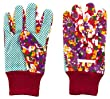 MULTI COLOR CANVAS GARDEN GLOVES (12 pairs)
