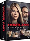 Homeland Pack Temporadas 1-4 Blu-Ray España