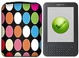 SleeveShack Kindle Keyboard 3g, Kindle Fire (Not HD) Neoprene Sleeve Case Pouch: 7