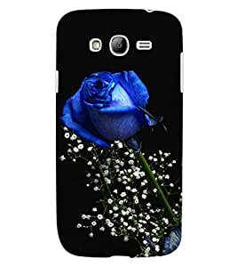 ColourCraft Lovely Rose Design Back Case Cover for SAMSUNG GALAXY GRAND NEO PLUS I9060I