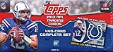 2012 Topps NFL Football EXCLUSIVE Complete 445 Card Factory Set with ANDREW LUCK RC Patch & Special 5 Card ROOKIE Variation Set! Includes RC's of Russell Wilson,Andrew Luck,Robert Griffin & Many More!
