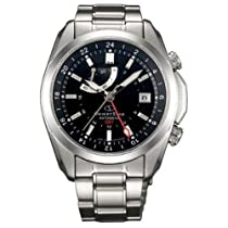 Orient Star Seeker Automatic GMT Watch with Power Reserve, Sapphire Crystal DJ00001B