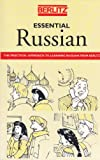 img - for Berlitz Essential Russian book / textbook / text book