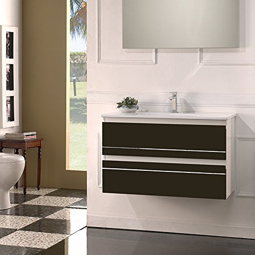 meuble-de-salle-de-bain-simple-vasque-80-cm-ritz-chocolat-et-blanc