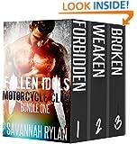 Fallen Idols MC Bundle 1 (Motorcycle Romance) (Fallen Idols Books 1-3) (Fallen Idols Motorcycle Club)