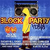 Block Party Flava-Hip Hop Back in the Days Block Party Flava-Hip Hop Back in the Days