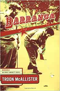 Barranca (Eddie Caminetti Novels): Troon McAllister: 9781590710234