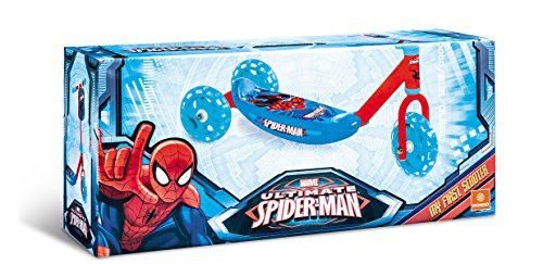 mondo-18273-my-first-scooter-spider-man-ultimate-monopattino-baby-3-ruote