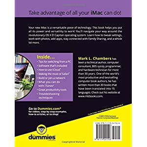 iMac For Dummies Livre en Ligne - Telecharger Ebook