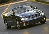 Mercedes Benz CLK W208 Cabriolet (1997-2003) - Manual Owner (English Edition)