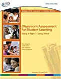 img - for Classroom Assessment for Student Learning: Doing It Right--Using It Well book / textbook / text book