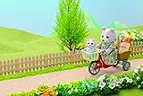 Sylvanian Families - 2236 - Poupées Et Accessoires - Bicyclette Adulte