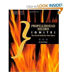 Propellerhead Record Ignite eBook