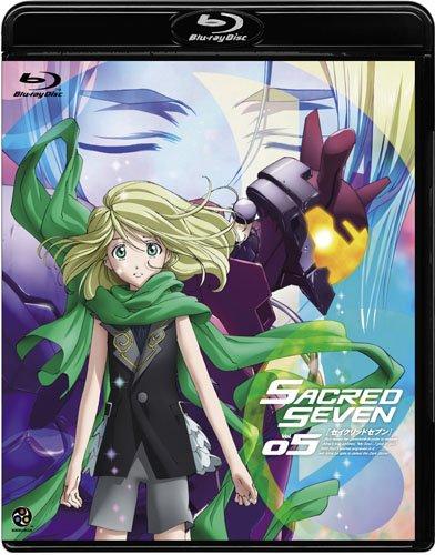セイクリッドセブン (Sacred Seven) [豪華版] Vol.05 (初回限定版) [Blu-ray]