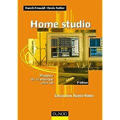 Home Studio : Produire un disque chez soi