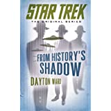 "51VA1Mmai L. SL160 OU01 SS160  Star Trek: The Original Series: From History's Shadow (Kindle Edition) newly tagged ""star trek"""