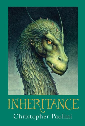 Christopher Paolini's New Novel 'Inheritance' Out November 8, 2011